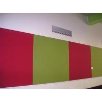 阻燃布藝吸音板 走廊全包圍軟包裝飾墻板 影院多彩布藝軟包吸音