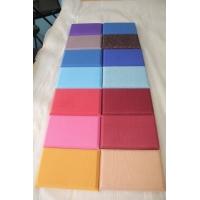 防火布艺玻纤板 布艺吸音板 墙面装饰用布艺软包板