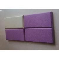 软包布艺吸音板 款式多样 防火玻纤吸声放心