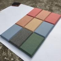裝飾布藝軟包吸音板玻纖吸音墻板布藝軟包板
