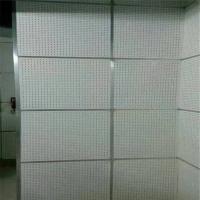 隔墙用硅酸钙冲孔吸音板岩棉复合吸声穿孔板 价格实惠