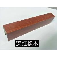 常州市廠家生產畫展廳用型材方通 白木紋方通