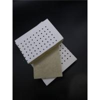長春廠家直銷穿孔隔音板消音硅酸鈣板復合巖棉板