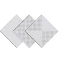 会议室吊顶冲孔铝扣板 外墙造型铝单板定制