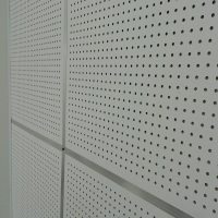 硅酸钙复合吸音板 墙面保温隔热岩棉隔音板600*600天花板
