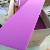 岩棉布艺吸音板 阻燃隔音布艺软包板 吸音布艺装饰隔墙板