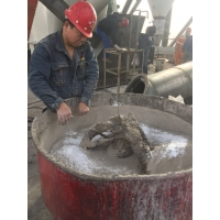 河南鼎新优惠供应龟甲网耐磨陶瓷涂料 可施工