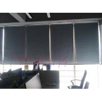 西安办公遮阳窗帘定做首选百顺窗帘专业定做安装