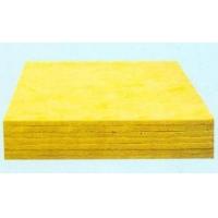 常州风管玻璃棉板 铝板聚苯保温一体板 切割方便