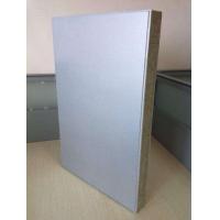 古冶铝塑岩棉一体板 铝板岩棉一体板 体积轻强度高