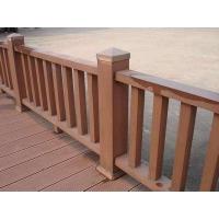 绿宝塑木护栏 品质保证 质保十年