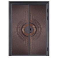 西安铸铝门厂家定做 铸铝门结构 铸铝门加工工艺