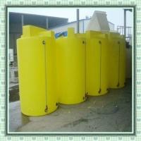 福建福州水处理耐酸碱pe加药箱