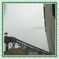 廈門集美旗桿高壓噴霧噴灑