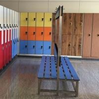 佛山奥高抗倍特板椅子 防水椅 不锈钢架子 储物柜系类