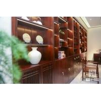 实木书柜 实木衣帽间 实木酒柜 全屋整套家具