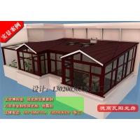 北京德高瓦陽光房制作,設計德高瓦屋頂,陽光房露臺