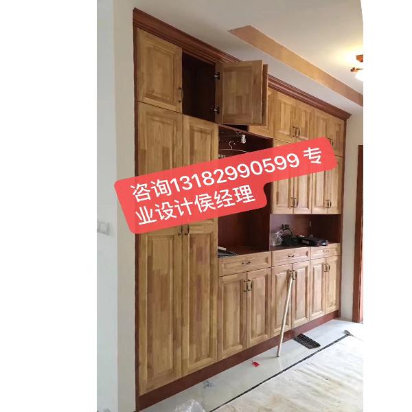 南京实木橱柜--鑫丰楼梯