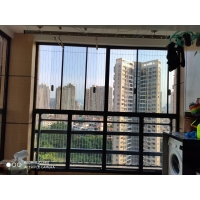 西安隔音窗订制欣美静隔音窗推拉隔音窗
