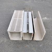 供应镇江树脂混凝土排水沟u型槽,型号多品类齐全