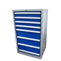 扬州工具柜8抽五金零件柜分类文件资料柜储物柜维修柜