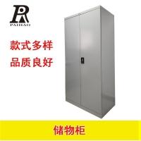 扬州双开门储物柜金属锁具收纳柜办公文件柜工具柜可定制