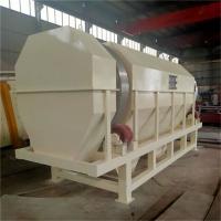 明海石粉廠的滾筒篩砂石礦用轉筒篩石粉分篩機