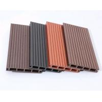 兰州木塑材料 武威塑木地板 白银户外木塑