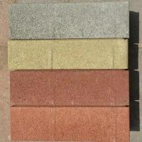 建菱砖200*100*50通体红色