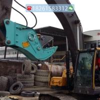 挖掘機勾機鋼筋混凝土快速破碎液壓快速破碎鉗