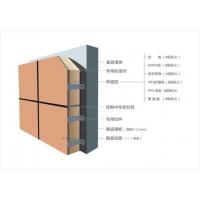 成都陶瓷保温一体板 四川外墙保温装饰一体板