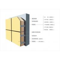 四川外墙保温装饰一体板,成都真石漆岩棉保温一体板