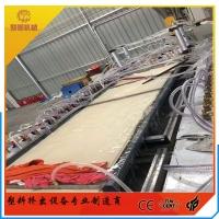 PVC护墙板设备 木塑护墙板挤出设备