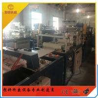 PVC塑钢集成墙板生产线 塑钢护墙板设备