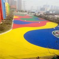 塑胶跑道塑胶篮球场塑胶地坪