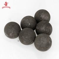 锻造耐磨钢球20-150mm球磨机钢球