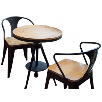 三鑫家具供应万源咖啡厅、茶楼桌椅定制批发定做