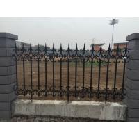 沈阳围墙铁艺护栏