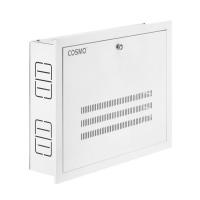 科斯曼cosmo不锈钢地暖分集水器专用箱(可拆式)