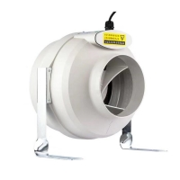 新怡風管道風機6寸強力靜音家用排風扇