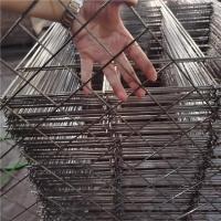 建筑钢筋网片厂家发货 20*20钢筋网温年网片现货实发