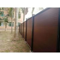 惠州欣源木塑 木塑栏杆 木塑扶手木塑栅栏环保建材木塑制品