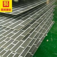 聚邦仿砖模具 装饰一体板仿砖施工专用粘度 可来图订制