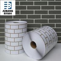 聚邦建材仿砖模具美纹纸仿砖模具胶带
