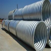 管道地下BW-01预应力隧道钢制涵管西安市桥梁波纹管涵洞金属