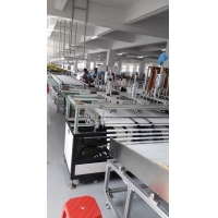 LED玻璃管自动组装生产线