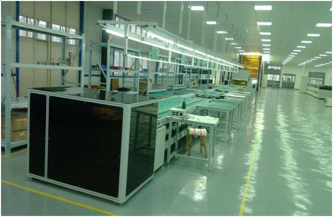 LED路灯自动生产线、LED路灯自动组装线