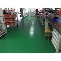 供应高分子工业卷材地板 厂房环氧树脂地板耐磨走叉车专用地板