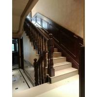 玺韵道实木楼梯--XLT039