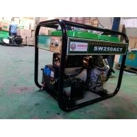 原装美国SHWIL250A汽油发电电焊机使用方法